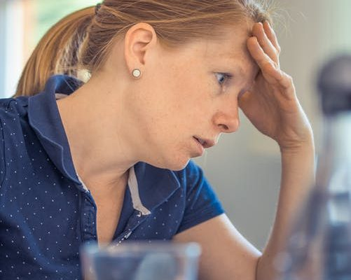 Stressed out manager because of problem employees