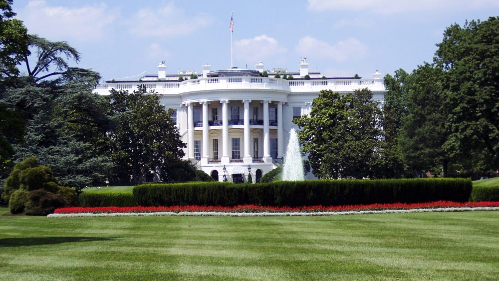 The White House in Washington D.C.