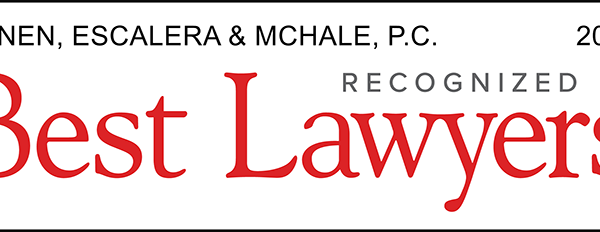 Best Lawyers 2021 - Kainen, Escalera & McHale